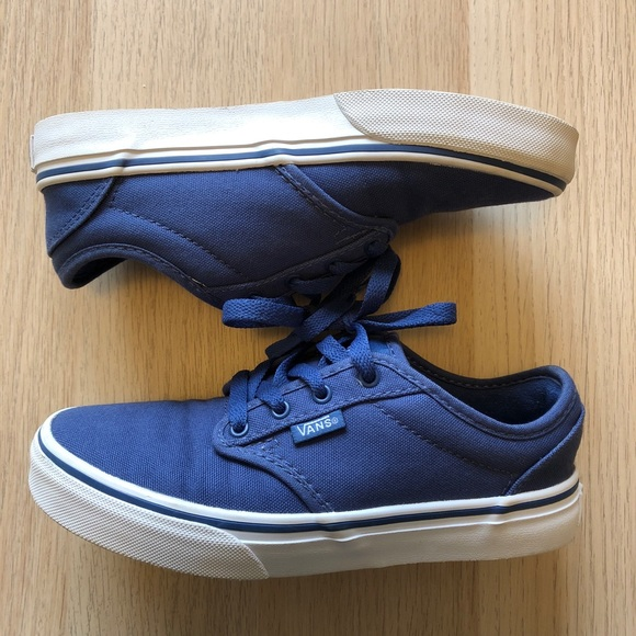vans atwood shoes size 3